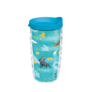 193355063155 Disney Lion King Mighty 10 oz Wavy Tumbler with Lid