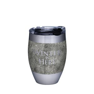 193355082613 Game of Thrones Winter is Here 12 oz Stainless Steel Tumbler with Lid