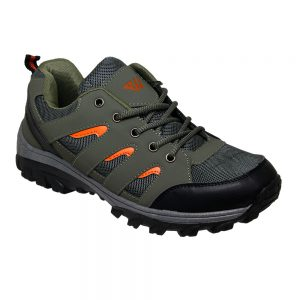2322300 Mens Hiking Shoes - Army Green, Size 7-12 - Case of 12