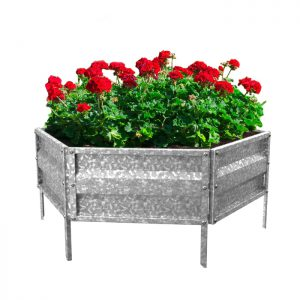50-193 Raised Garden Bed Plant Holder Kit - 21 x 9.75 x 5.5 in.