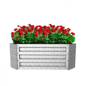 50-195 Raised Garden Bed Plant Holder Kit - 23.5 x 23.5 x 12 in.