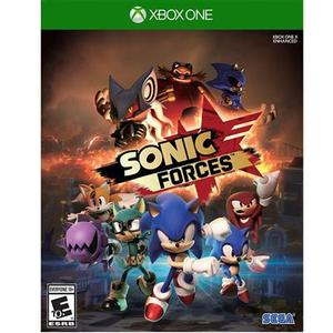 64074 Sonic Forces Standard Editions Xbox One