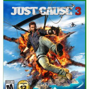 662248915937 Just Cause 3-Bilingual English & French Xbox One Game