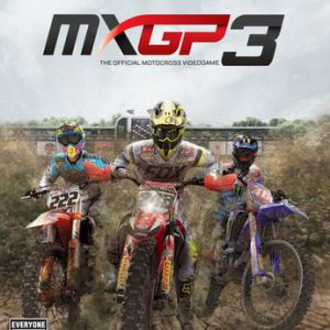 662248919751 MXGP 3-The Official Motocross Bilingual English & French Xbox One Game