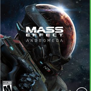 73409 Xbox One Mass Effect Andromeda Game