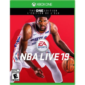 73703 NBA Live 19 Xbox One PC Games