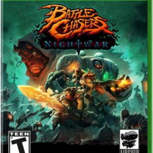 811994020659 Battle Chasers-Nightwar Xbox One Game