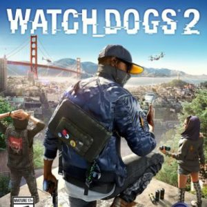 887256022792 Watch Dogs 2 Xbox One