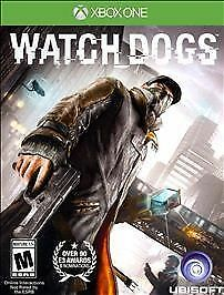 8888538042 Watch Dogs Xbox One