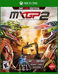 91837 MXGP2 Launch XBox One Games
