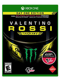 91862 Valentino Rossi XB1 Launch XBox One Games