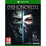 93155170735 Dishonored 2 - Limited Edition Xbox One Game