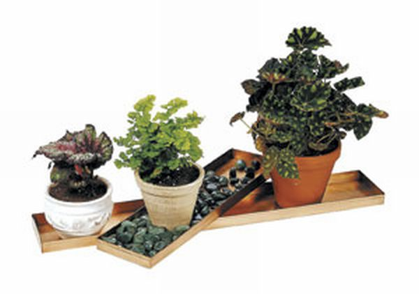 Achla TRY-C20 Long Tray Garden Planter - Copper