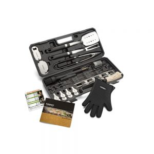 CGS-8036 Backyard BBQ Grill Tool Set, 36 Piece