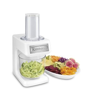 Conair-Cuisinart SSL-100 Prepexpress Slicer Shredder & Spiralizer, White