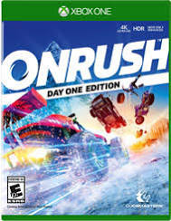 D1506 Onrush Day 1 Edition Xbox One Game