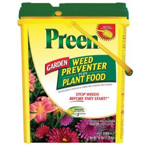 GRV2163907 Preen Garden Weed Preventer Plus Plant Food 16-pound