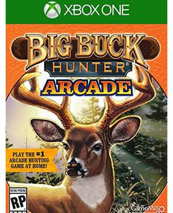 Game Mill Entertainment XB1 GME 00034 Big Buck Hunter - Xbox One