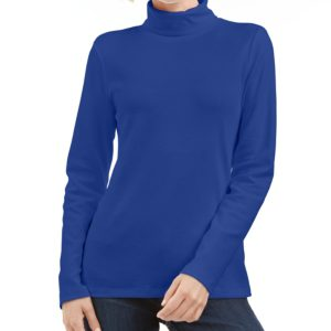 Karen Scott Cotton Turtleneck, Created for Macy's