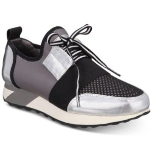 Material Girl Annya Sneakers, Created for Macy's Women's Shoes