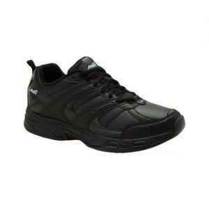 Men's Avia Avi-Union ll Sneaker, Size: 12 4E, Black/Castle Rock