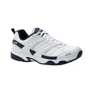 Men's Avia Avi-Verge Sneaker, Size: 8 M, White/True Navy