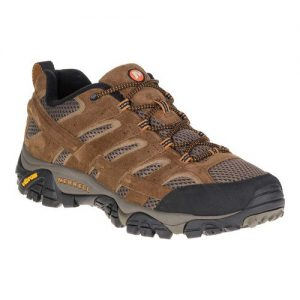 Men's Merrell Moab 2 Vent Hiking Shoe, Size: 9 M, Earth