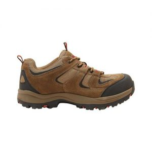 Men's Nevados Boomerang II Low Hiking Shoe, Size: 11.5 M, Chocolate Chip/Ginger Red Suede