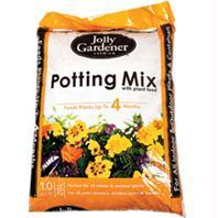 Old Castle Lawn & Garden-Jolly Gardner Premium Potting Mix With Plant Food 1 Cubic Feet