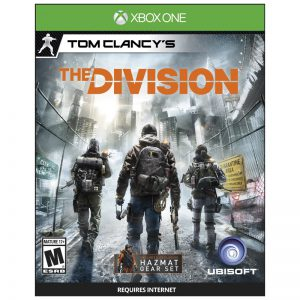 UBP50401055 Tom Clancys The Division Day 2 Replen XBox One Games