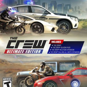 UBP50402059 The Crew Ultimate Edition - Xbox One