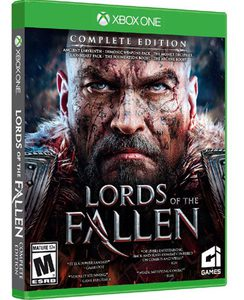 USA XB1 CIT 01510 Lords of The Fallen Complete Edition - Xbox One