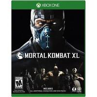 Warner Brothers 1000588320 Mortal Kombat Extra Large XBox One Games