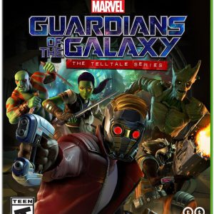 Warner Brothers 1000639924 Marvels Guardians of the Galaxy Telltale Series Xbox One