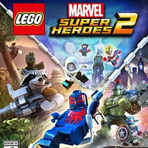 Warner Brothers 1000648794 LEGO Marvel Superheroes 2 - Xbox One