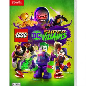 Warner Brothers 1000709805 Lego DC Super-Villains Video Game - Xbox One