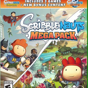 Warner Brothers 1000728795 Scribblenauts Mega Pack Xbox One Action & Adventure Game