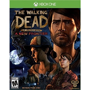 Warner Brothers 56436 The Walking Dead New Frontier Xbox One