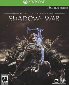 Whv Games XB1 WAR 58377 Middle Earth Shadow of War for Xbox One