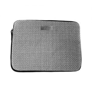 Women's Bernie Mev BM19 Medium Laptop Case, Size: OSFA, Pewter