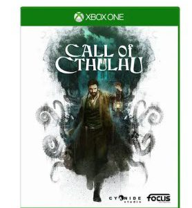 XB1-CALLOFCTHULHU Call of Cthulhu Video-Game for Xbox-One ESRB Mature17 Plus Media