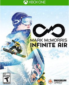 XB1 MAX 351359 Infinite Air with Mark Mcmorris - Xbox One